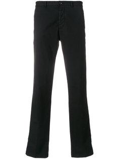 брюки с отворотами Boss Hugo Boss