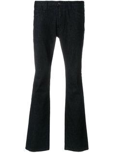 джинсы с отворотами Armani Jeans