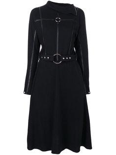 расклешенное платье с поясом  Alyx
