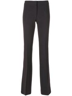 расклешенные брюки Moschino
