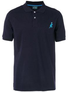 футболка-поло с вышивкой динозавра Ps By Paul Smith