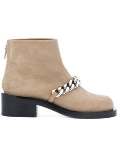 ботинки Laura Givenchy