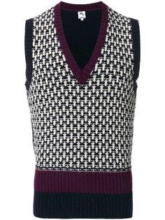 свитер без рукавов  Doppiaa