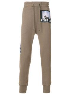 спортивные брюки Helmut Lang
