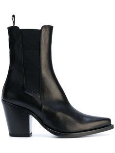 ботинки с заостренным носком Cesare Paciotti