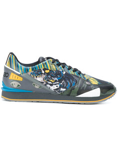 кроссовки Flying Tiger K-run Kenzo