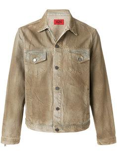 куртка с застежкой на пуговицы 424 Fairfax