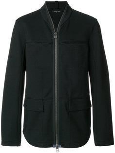 куртка на молнии Helmut Lang