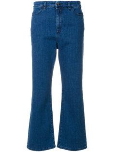джинсы клеш Handan Vivetta