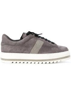 кроссовки на шнуровке Steffen Schraut