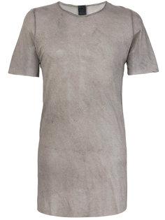 полупрозрачная футболка 10Sei0otto