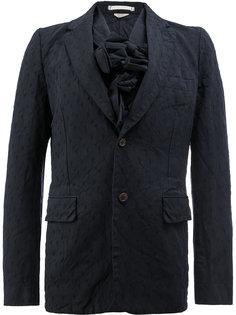 пиджак с бантами Comme Des Garçons Homme Plus