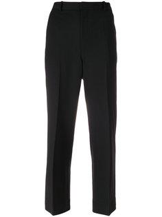 брюки с завышенной талией Helmut Lang