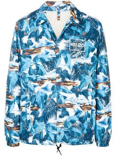 рубашка Tropical Ice Kenzo