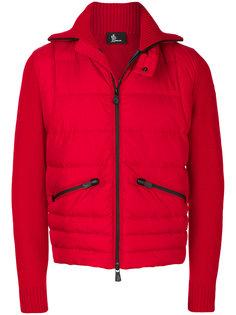 куртка с панельным дизайном Moncler Grenoble