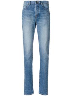 джинсы слим с классической талией  Saint Laurent