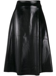 пышная юбка миди  Yang Li