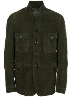 куртка в стиле милитари  Tom Ford