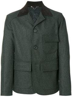 приталенный пиджак Doppiaa