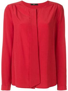 блузка со складками  Steffen Schraut