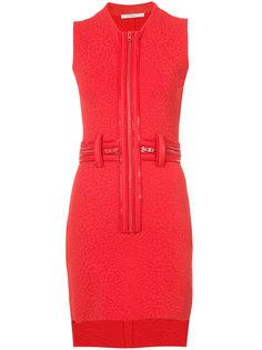 облегающее платье на молнии Givenchy