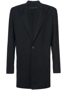 удлиненный пиджак Thamanyah