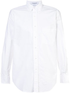 рубашка с пуговичной застежкой на спине Thom Browne