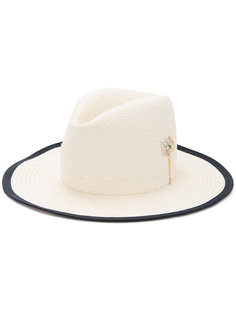 шляпа с широкими полями Nick Fouquet