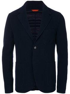 однобортный пиджак Missoni