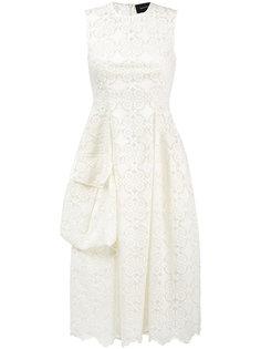 платье миди с боковым карманом Simone Rocha