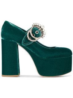 Купить женская обувь Miu Miu в интернет-магазине Lookbuck   Страница 2 51caa80fab1