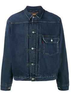 джинсовая куртка на подкладке Vintage 1936 Type I Levis Vintage Clothing