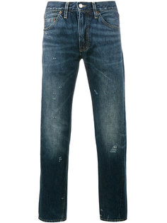 Vintage Blue Denim Jeans Levis Vintage Clothing