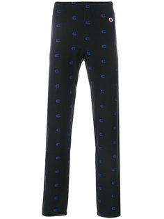 спортивные брюки с принтом логотипа Champion