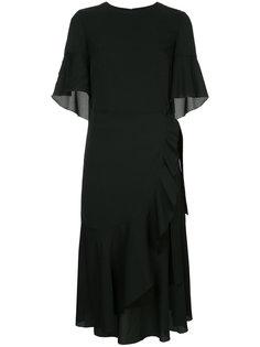 платье с запахом  Goen.J