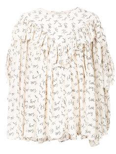 блузка Flamande Mes Demoiselles