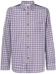 классическая рубашка в клетку Junya Watanabe Comme Des Garçons Man