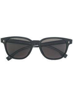 солнцезащитные очки округлой формы Boss Hugo Boss