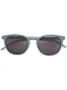 круглые солнцезащитные очки Boss Hugo Boss
