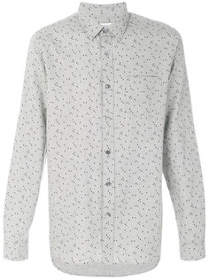 рубашка с принтом капель дождя Closed