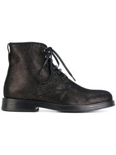 ботинки на шнуровке Paul Smith