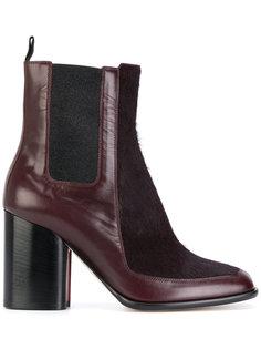 ботинки с панельным дизайном Paul Smith