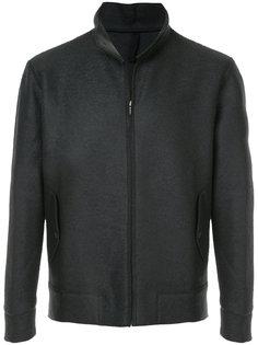 куртка-бомбер на молнии Harris Wharf London