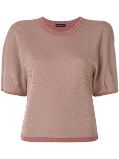 свитер с короткими рукавами  Etro