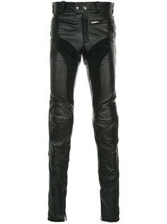 байкерские брюки Strateas Carlucci