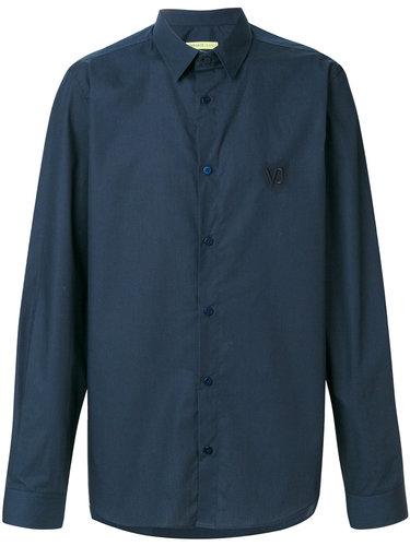 классическая рубашка Versace Jeans