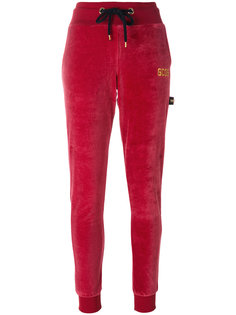 спортивные брюки на шнурке  Gcds
