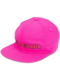 кепка с вышитым логотипом Filles A Papa