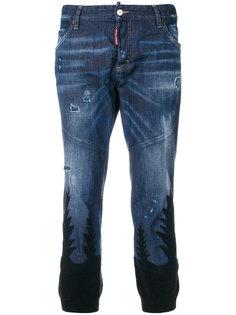 укороченные джинсы Cool Girl Dsquared2