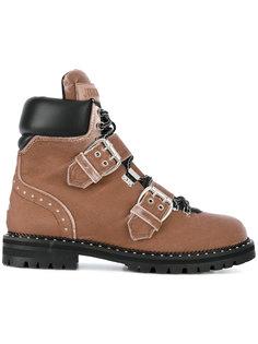 байкерские ботинки Breeze Jimmy Choo